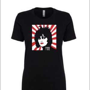 Women's Siouxsie And The Banshees tee